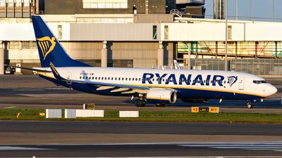 EI-GDI - Boeing 737-8AS - Ryanair