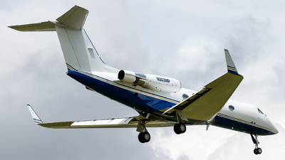 N303MP - Gulfstream G-III - Private