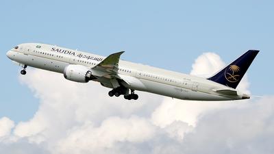HZ-ARH - Boeing 787-9 Dreamliner - Saudi Arabian Airlines