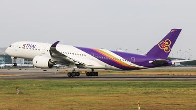 A picture of HSTHL - Airbus A350941 - Thai Airways - © KMG-Mr.Yang