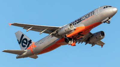 VH-VFF - Airbus A320-232 - Jetstar Airways