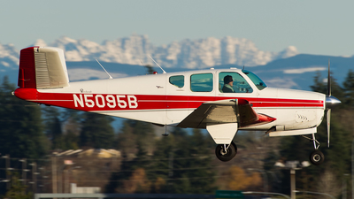 N5095B - Beechcraft G35 Bonanza - Private