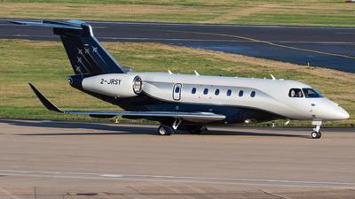 2-JRSY - Embraer EMB-550 Praetor 600 - Private