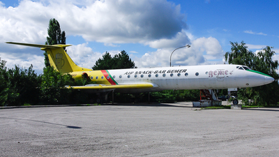 OK-AFB - Tupolev Tu-134A - Private