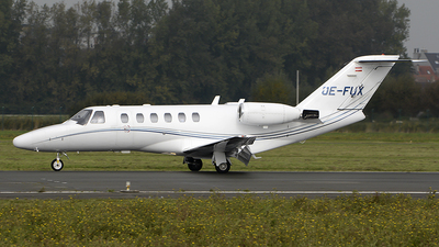 OE-FUX - Cessna 525A CitationJet 2 - Viennajet