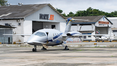 PT-TIC - Piaggio P-180 Avanti - Algar Aviation