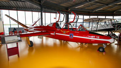MT-13 - Fouga CM-170 Magister - Belgium - Air Force