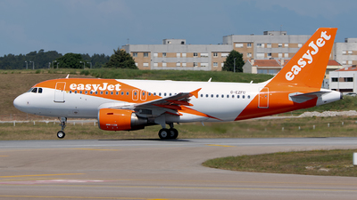 A picture of GEZFU - Airbus A319111 - easyJet - © Rui Marques