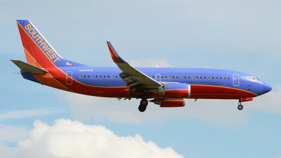 A picture of N364SW - Boeing 7373H4 - [26575] - © DJ Reed - OPShots Photo Team