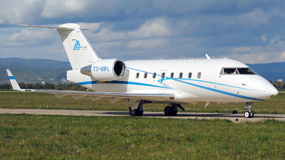 T7-VIP1 - Bombardier CL-600-2B16 Challenger 604 - Private