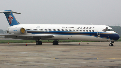B-2130 - McDonnell Douglas MD-82 - China Southern Airlines