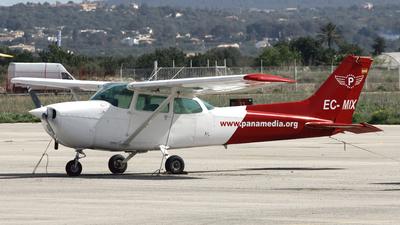 A picture of ECMIX - Cessna F172N Skyhawk II - [F1721986] - © Javier Rodriguez - Amics de Son Sant Joan
