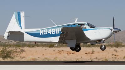 A picture of N9488V - Mooney M20E - [700045] - © Felipe Garcia