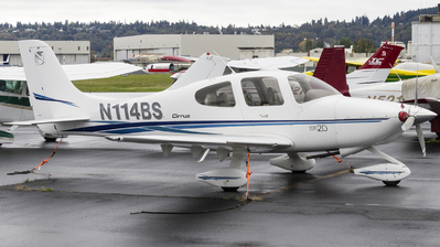 N114BS - Cirrus SR20 - Private