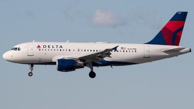 N357NB - Airbus A319-114 - Delta Air Lines