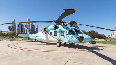 H-01 - Sikorsky S-70A-30 Blackhawk - Argentina - Air Force