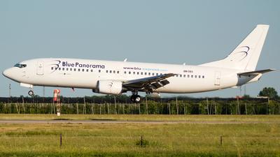 OM-DEX - Boeing 737-46J - Blue Panorama Airlines