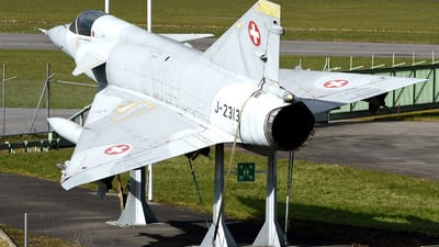 J-2313 - Dassault Mirage 3 - Switzerland - Air Force