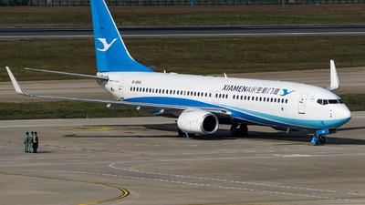 B-6818 - Boeing 737-85C - Xiamen Airlines