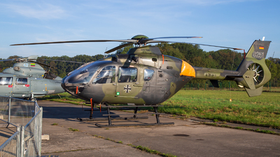 82-51 - Eurocopter EC 135T1 - Germany - Army