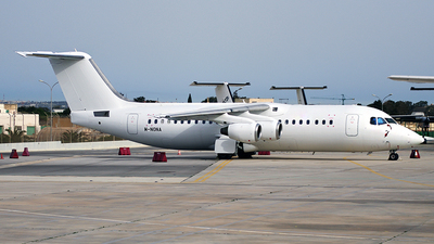 M-NONA - British Aerospace Avro RJ100 - Untitled