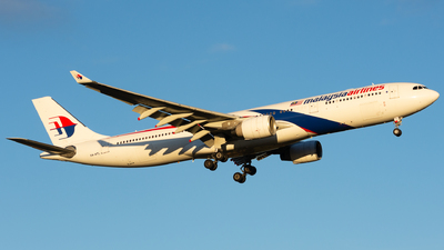 9M-MTL - Airbus A330-323 - Malaysia Airlines