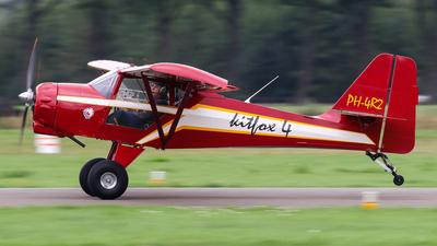 PH-4R2 - Skystar Kitfox Classic IV - Private