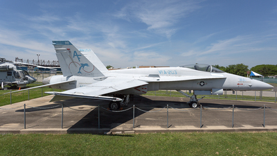 162436 - McDonnell Douglas F/A-18A Hornet - United States - US Navy (USN)