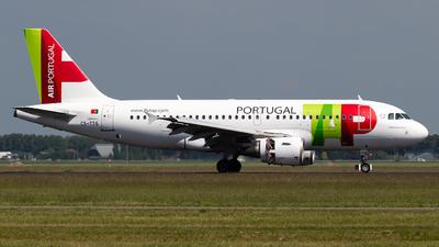 CS-TTG - Airbus A319-111 - TAP Air Portugal