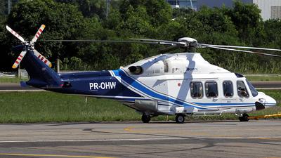 PR-OHW - Agusta-Westland AW-139 - Omni Táxi Aéreo