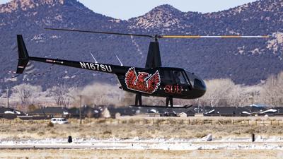 A picture of N167SU - Robinson R44 - [30064] - © David Lee