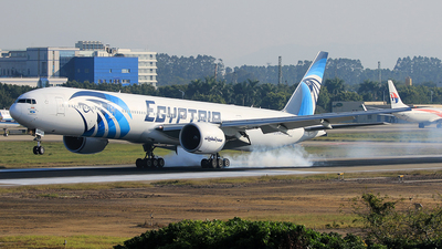 SU-GDP - Boeing 777-36NER - EgyptAir
