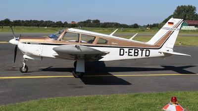 D-EBTD - Piper PA-28R-200 Arrow II - Private