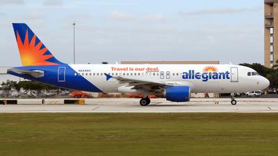 N224NV - Airbus A320-214 - Allegiant Air