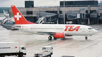 HB-IIH - Boeing 737-7Q8 - TEA Switzerland