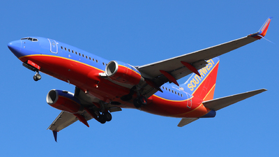 A picture of N7751A - Boeing 7377BD - Southwest Airlines - © h.giraff