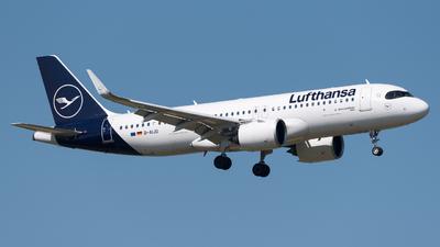 D-AIJD - Airbus A320-271N - Lufthansa