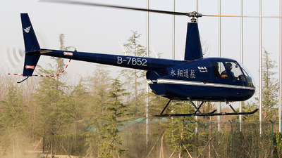 B-7652 - Robinson R44 Raven II - Yongxiang General Aviation