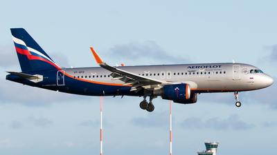 A picture of VPBFE - Airbus A320214 - Aeroflot - © Teemu Pesonen