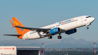 C-GOFW - Boeing 737-8BK - Sunwing Airlines