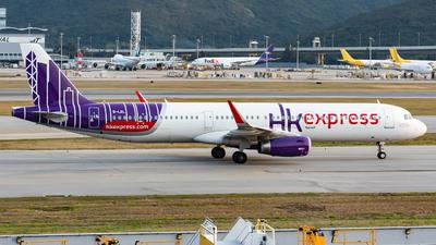 B-LEL - Airbus A321-231 - Hong Kong Express