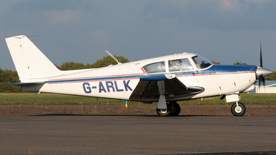 G-ARLK - Piper PA-24-250 Comanche - Private