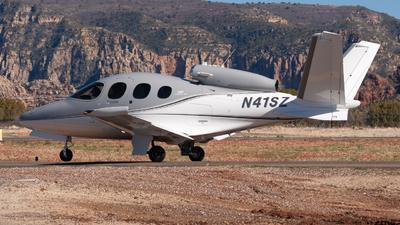 N41SZ - Cirrus Jet - Private