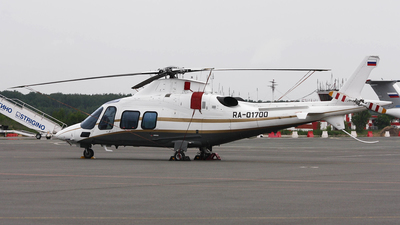 RA-01700 - Agusta A109S Grand - Private