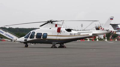 A picture of RA01700 - AgustaWestland AW109S Grand - [22123] - © SeniorNN