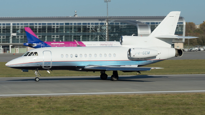 A picture of P4GEM - Dassault Falcon 900EX - [239] - © Yura Tanchyn