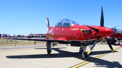 A54-017 - Pilatus PC-21 - Australia - Royal Australian Air Force (RAAF)