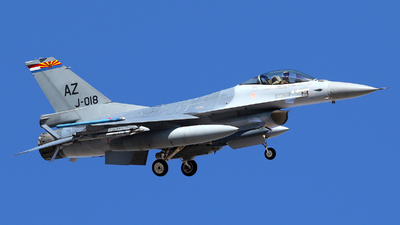 J-018 - General Dynamics F-16AM Fighting Falcon - Netherlands - Royal Air Force