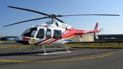 ZT-RMM - Bell 407GX - Private