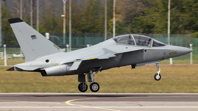CSX55242 - Alenia Aermacchi M-346 Master - Italy - Air Force